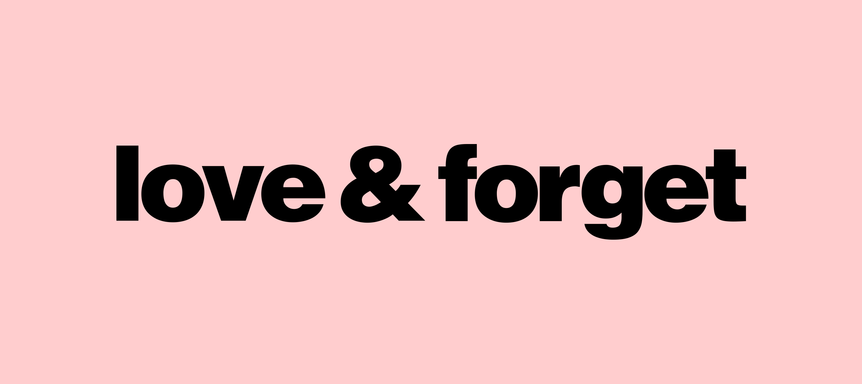 love-forget