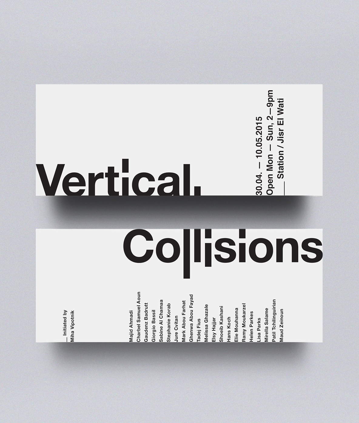 Vertical Collisions