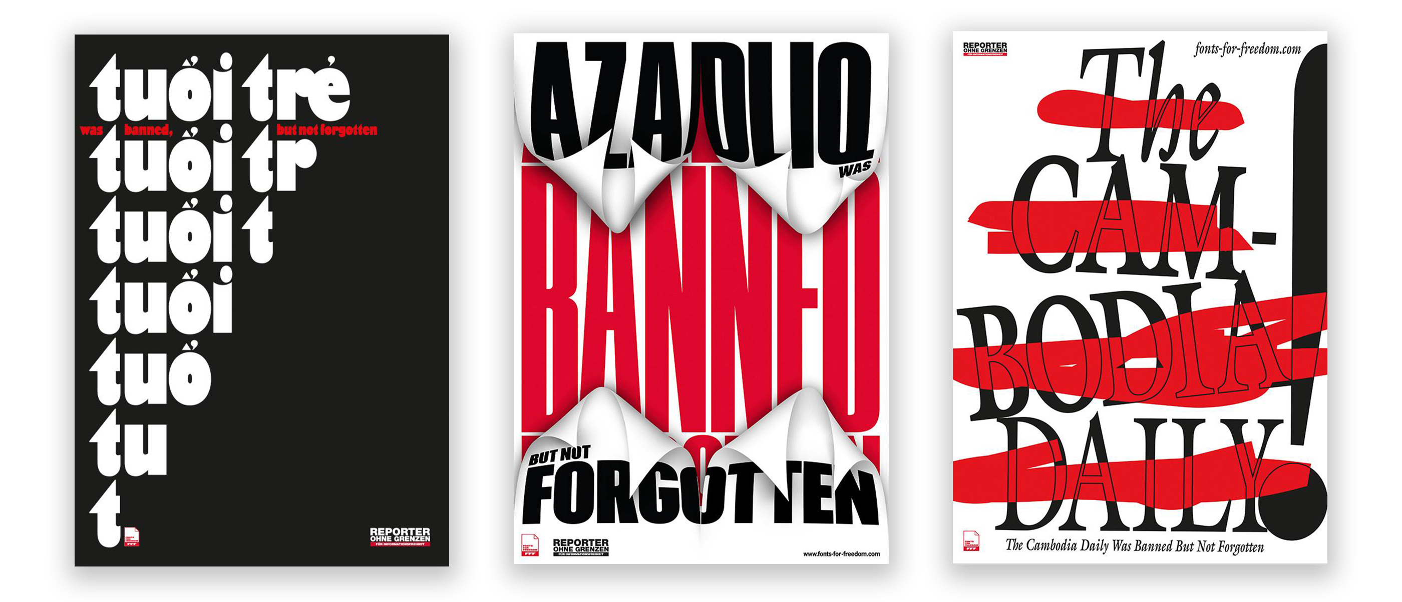 18-fonts-for-freedom-reporters-without-borders-posters